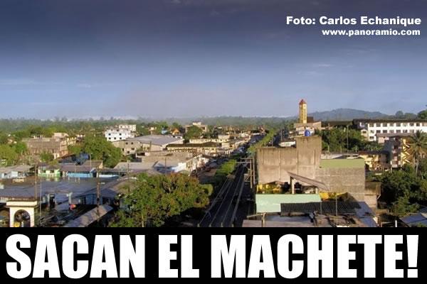 Notorios e Horripilantes Crimes de 2013 - Sacan El Machete