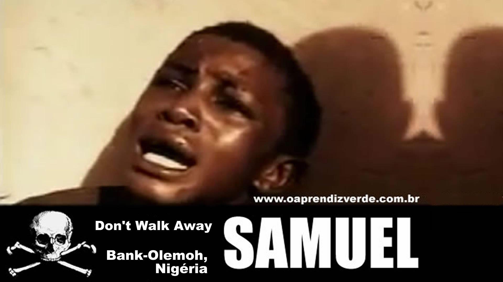 Notorios e Horripilantes Crimes de 2013 - Samuel
