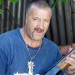 Cutelo, o matador australiano
