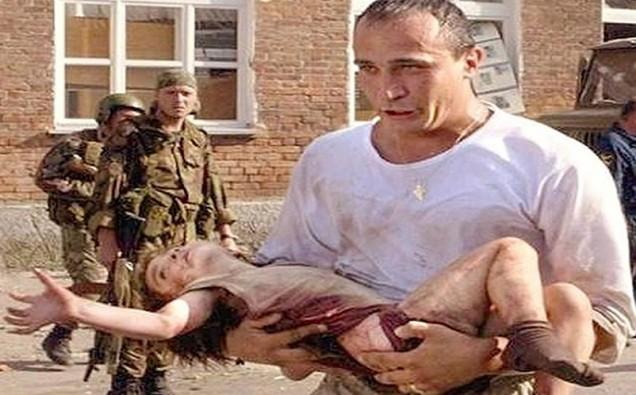 Massacre na Escola de Beslan