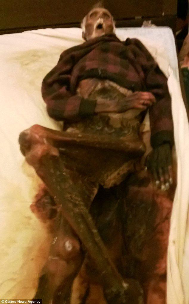 Mulher belga dormia ao lado do marido morto -