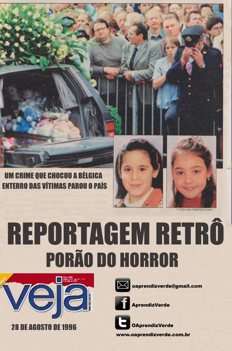 Reportagem Retro - Porao do Horror - Capa