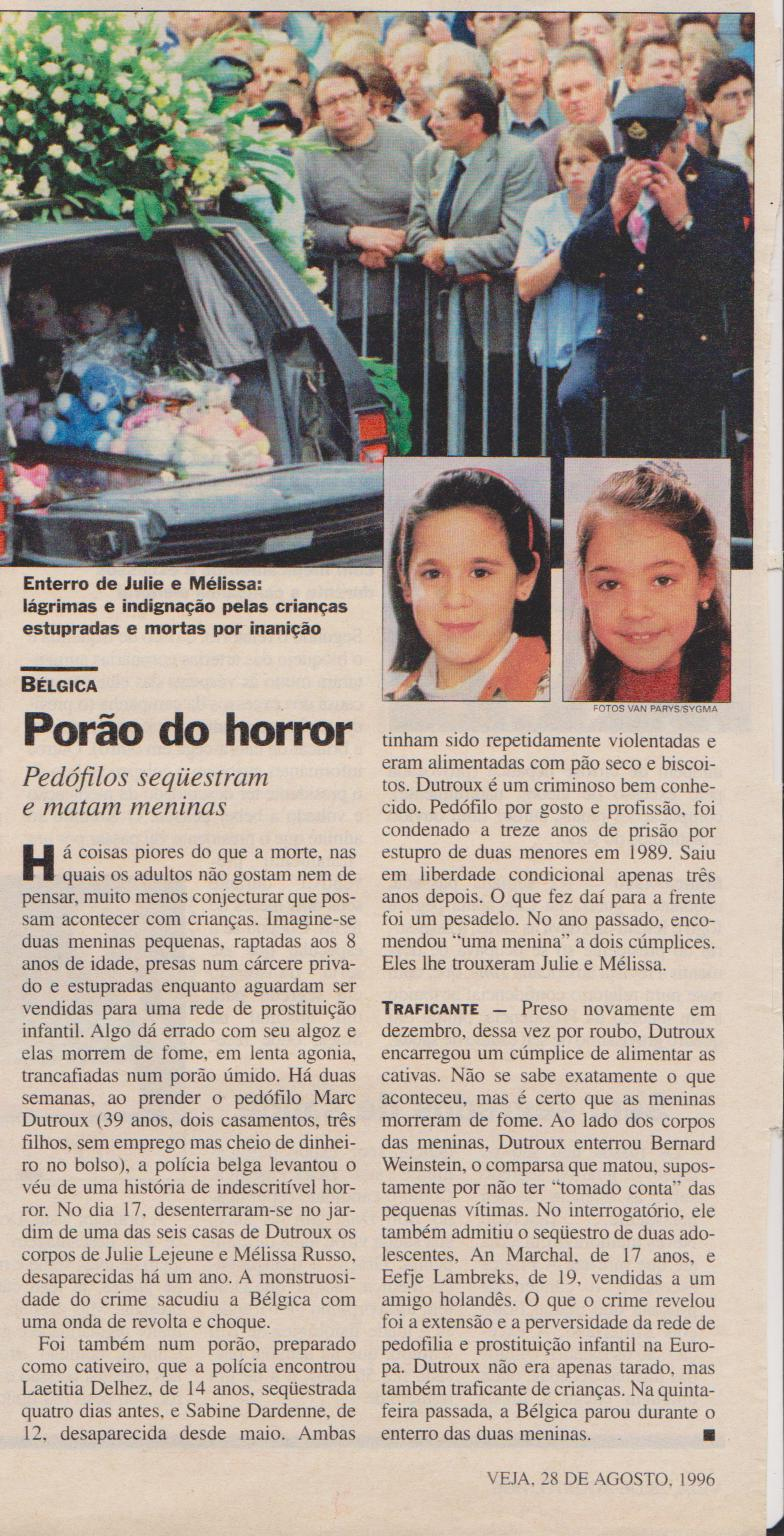 Reportagem Retro - Porao do Horror