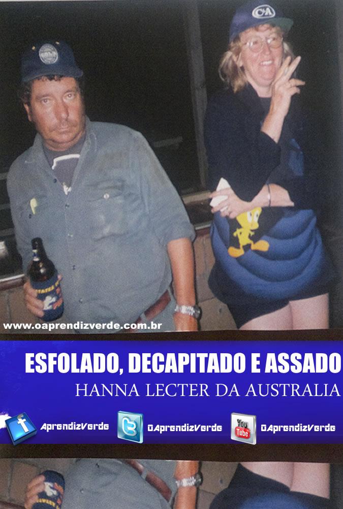 Crimes Historicos - Hanna Lecter da Australia - Capa
