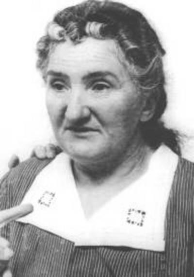 Leonarda Cianiuclli - A Saponificadora de Correggio - Março de 1959, Manicomio de Aversa