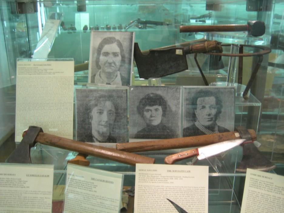 Leonarda Cianiuclli - A Saponificadora de Correggio - Museu do Crime