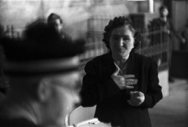 Leonarda Cianiuclli - A Saponificadora de Correggio -fotografo Frederico Patellani -Lombardiabeniculturali 8