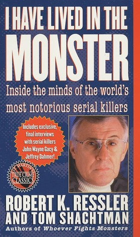 Robert Ressler - o homem que entendia serial killers - I have lived in the Monster