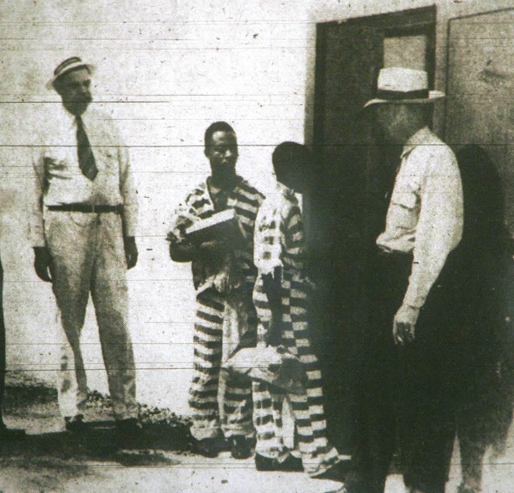 George Stinney - Inocente om Assassino Brutal - Prisao