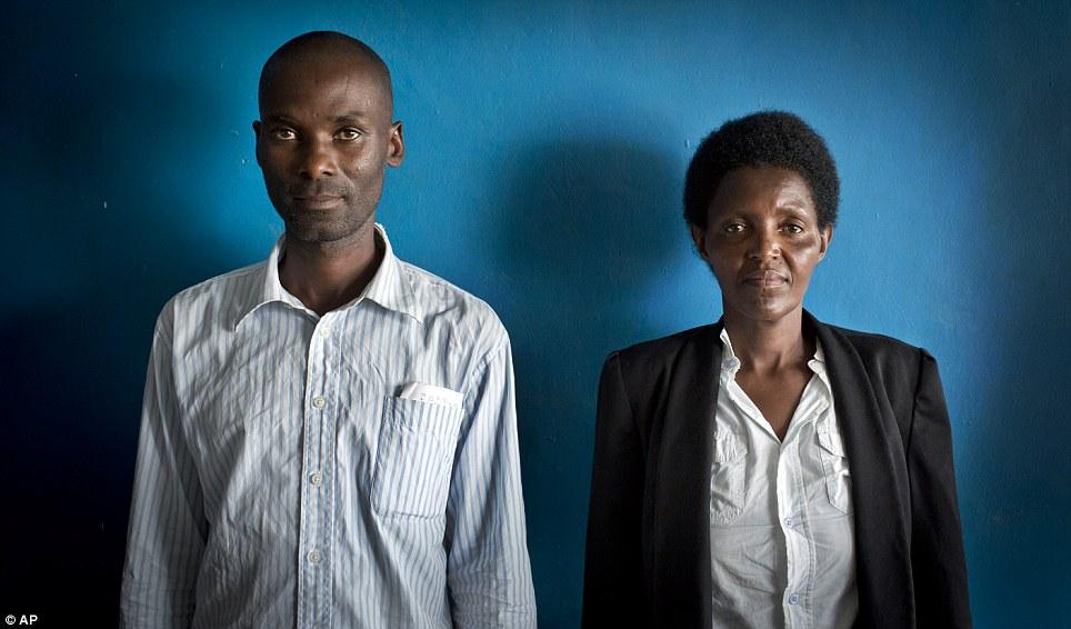 Horror - 20 Anos do Genocídio em Ruanda - Emanuel e Alice - Foto