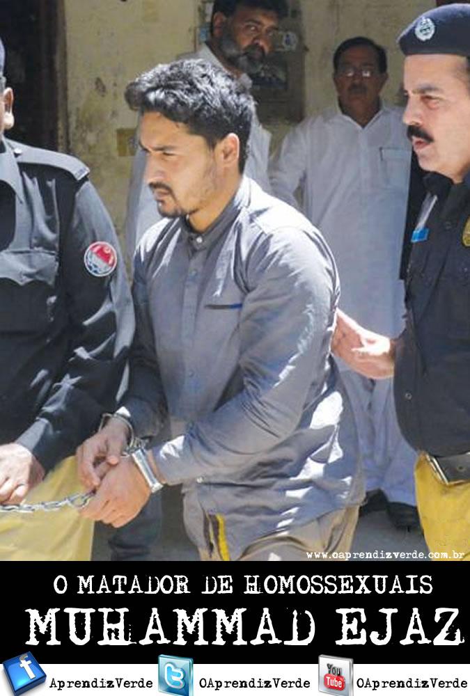 Serial Killers - Muhammad Ejaz, o matador de homossexuais - capa