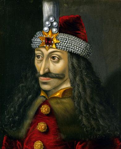 A Verdadeira Historia de Dracula - Retrato