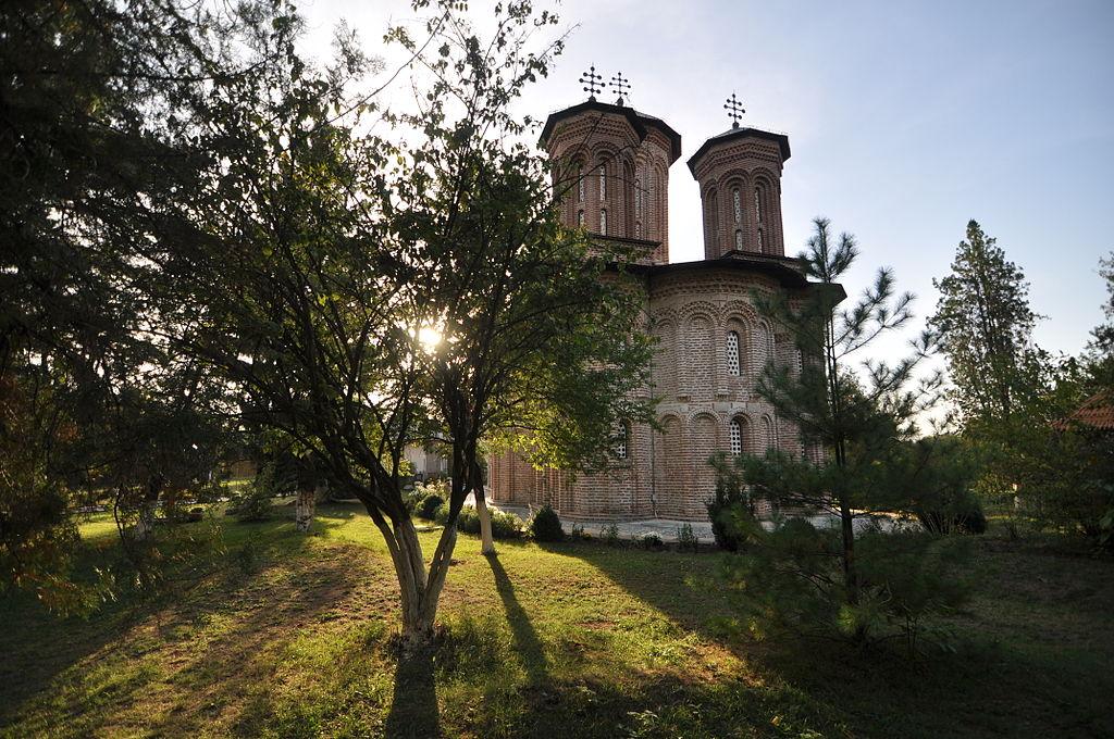 A Verdadeira Historia de Dracula - O Monastério de Snagov