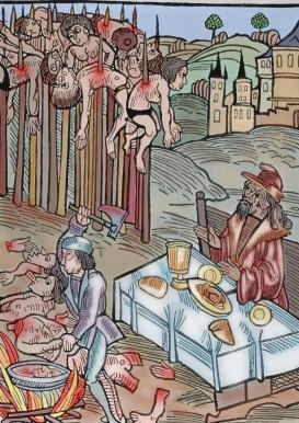 A Verdadeira História de Drácula - Jantar na Transilvânia