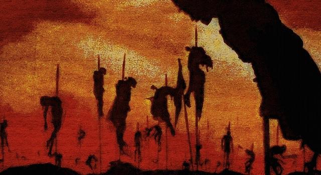A Verdadeira História de Drácula - Floresta de Empalados