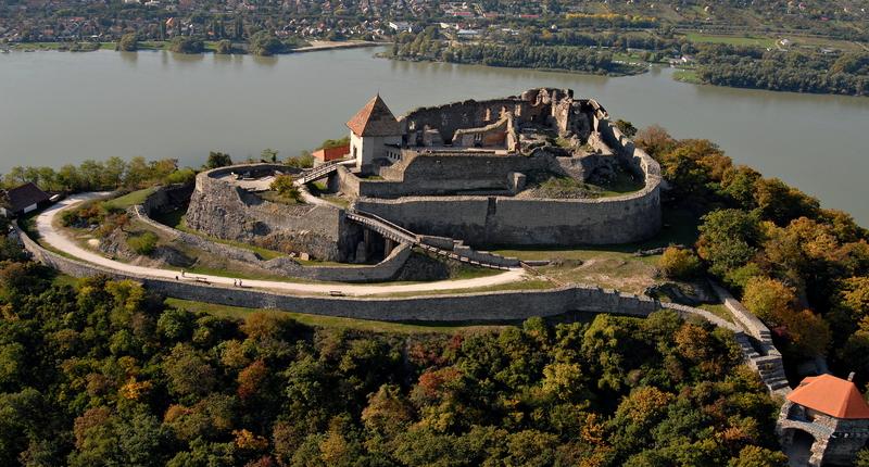 Verdadeira história de Drácula - Castelo de Visegrad
