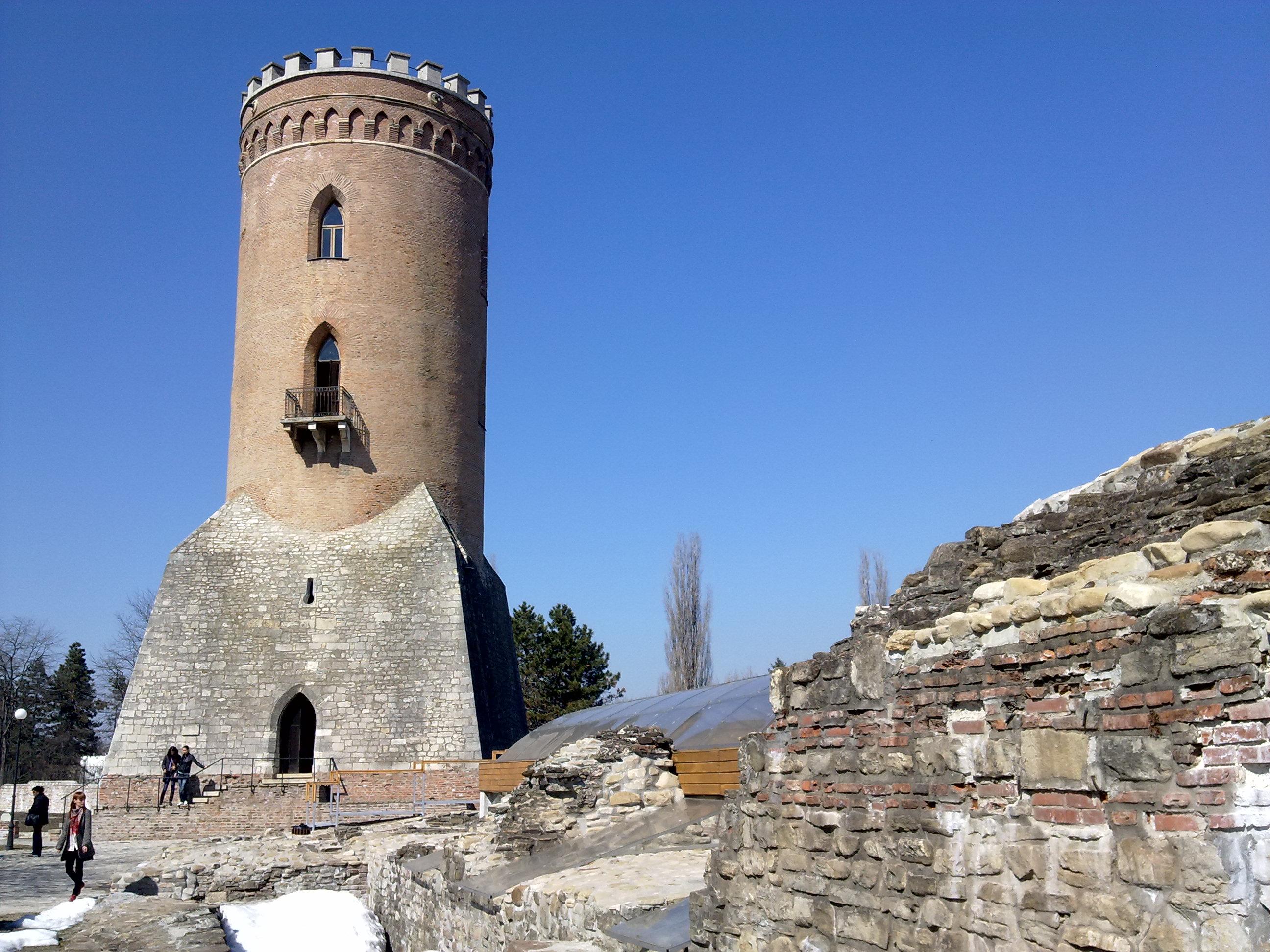 A Verdadeira Historia de Dracula - A Torre Chindia