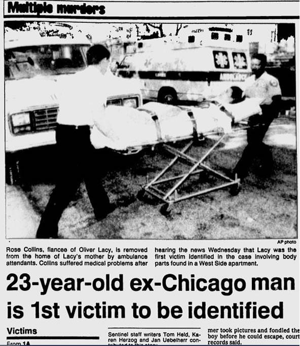 Reportagem Retro - Identificada primeira vitima de assassino serial - Noiva