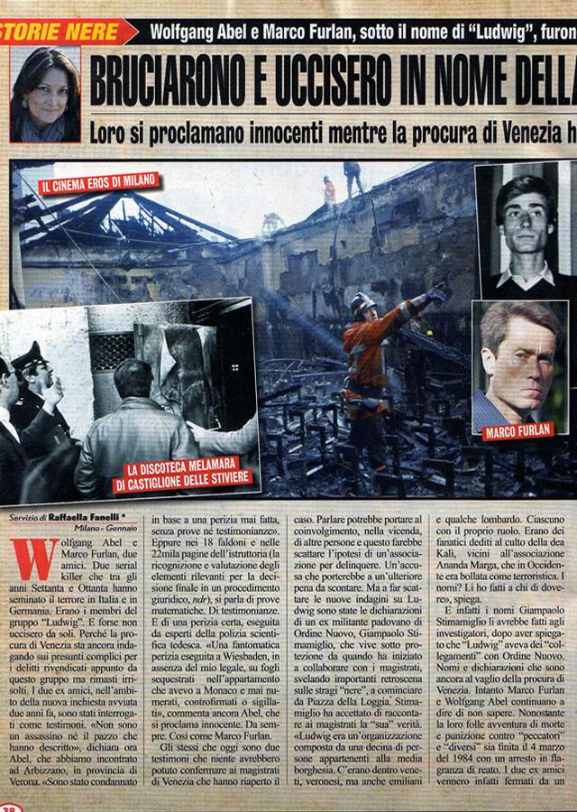 Serial Killers - Os Assassinos Ludwig - Reportagem