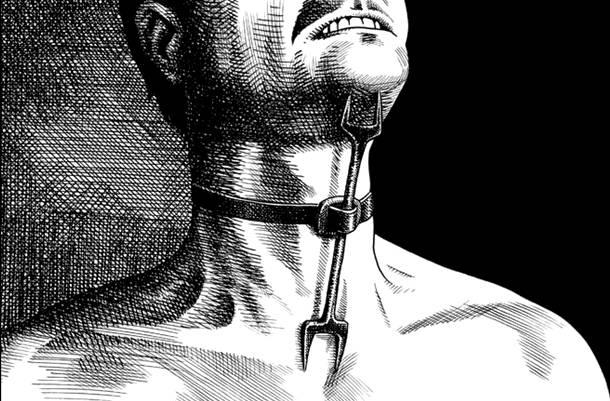 Forma de tortura na Idade Média