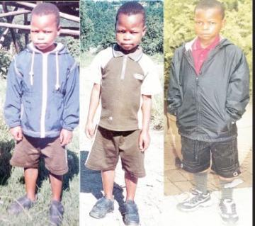Suazilandia - Mpendulo Msibi - criança