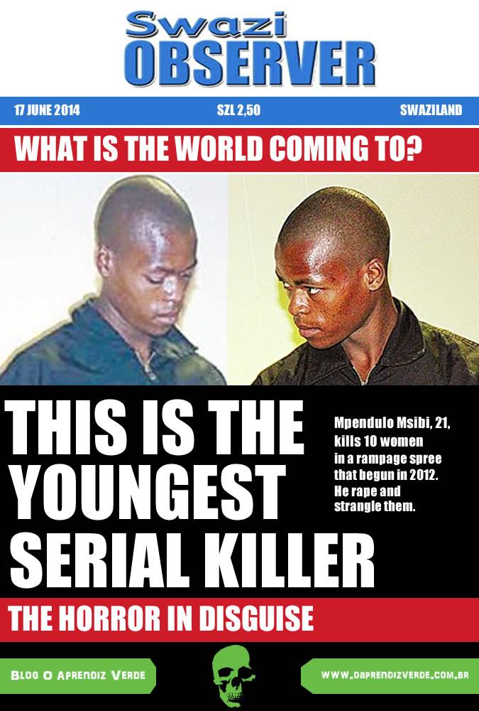 Suazilandia - Serial Killer