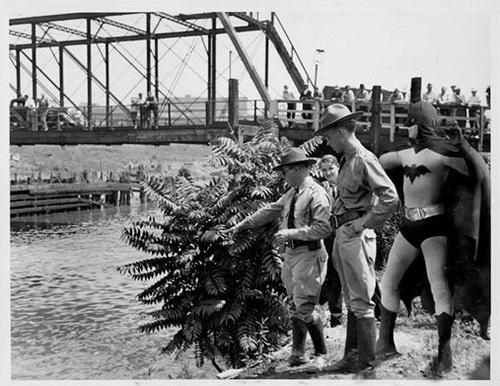 Batman e o Assassino do Tronco de Cleveland - Força Tarefa