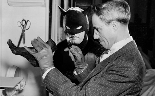 Batman e o Assassino do Tronco de Cleveland - Foto
