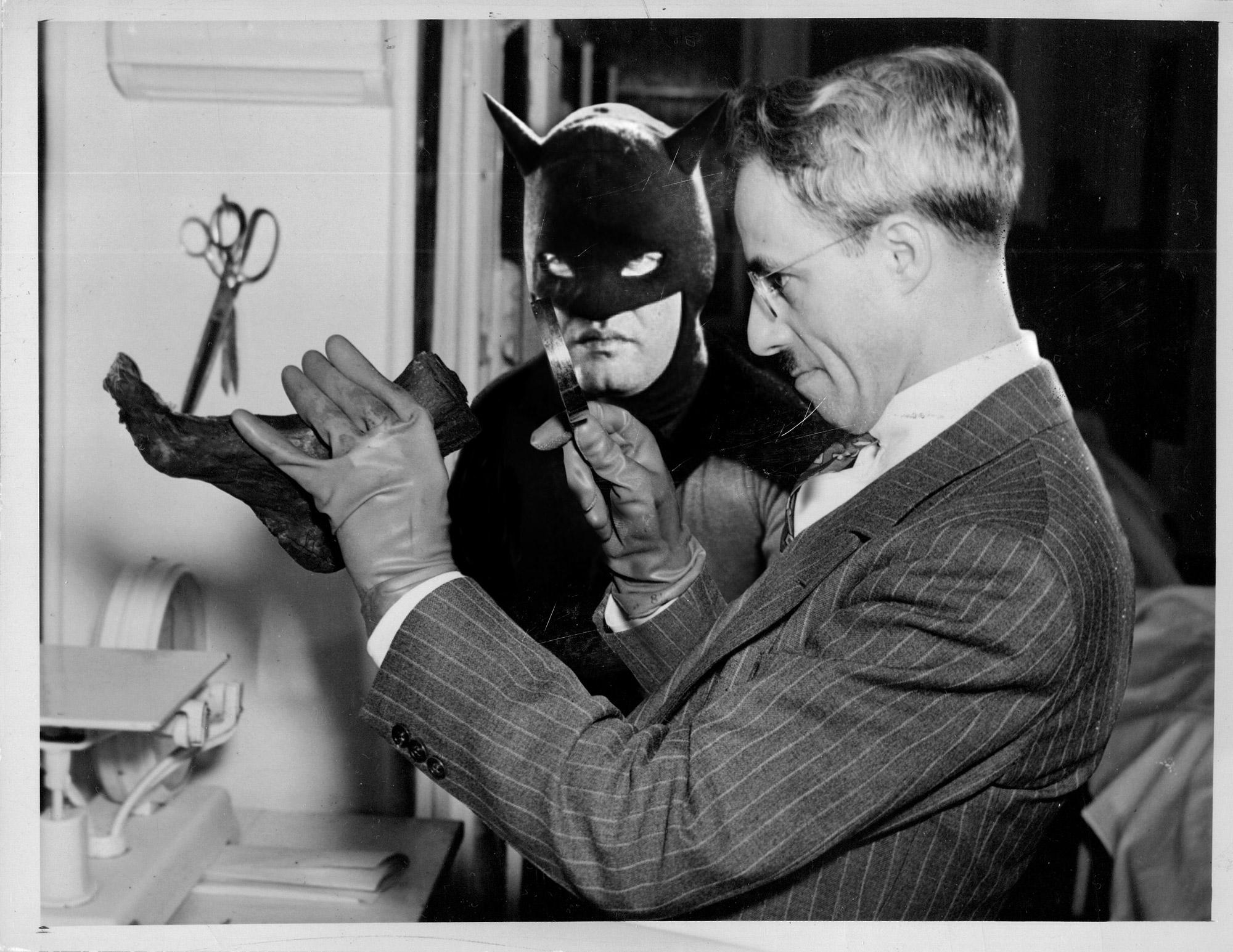 Batman e o Assassino do Tronco de Cleveland - Samuel Gerber