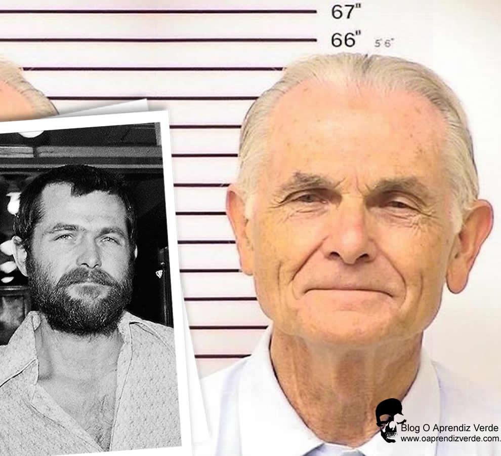 Na foto: Bruce Davis. Créditos: Reuters/California Department of Corrections and Rehabilitation/Handout.