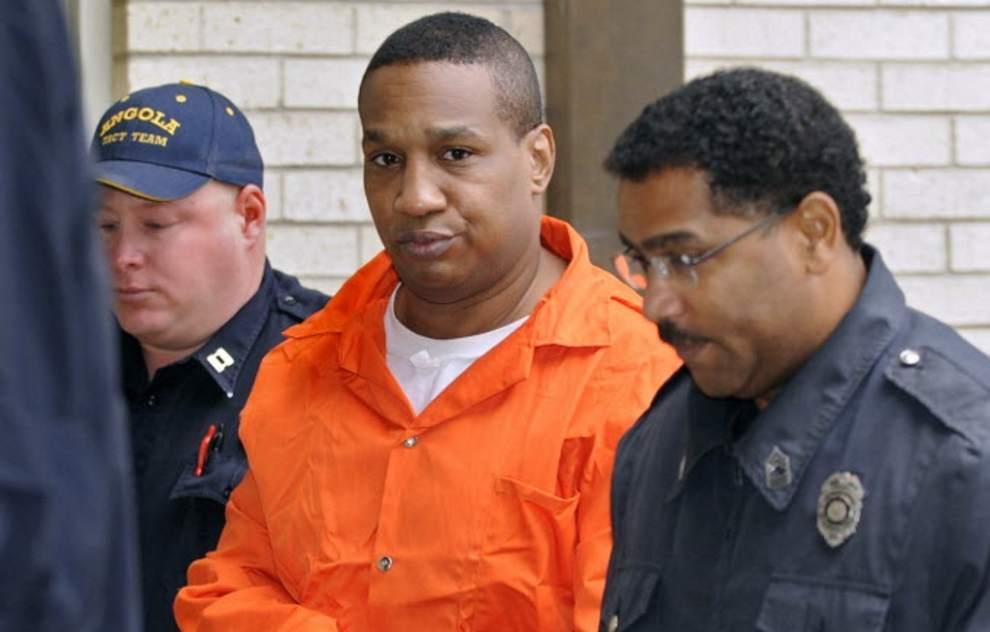 Na foto: O serial killer Derrick Todd Lee. Créditos: Bayou Buzz Louisiana.