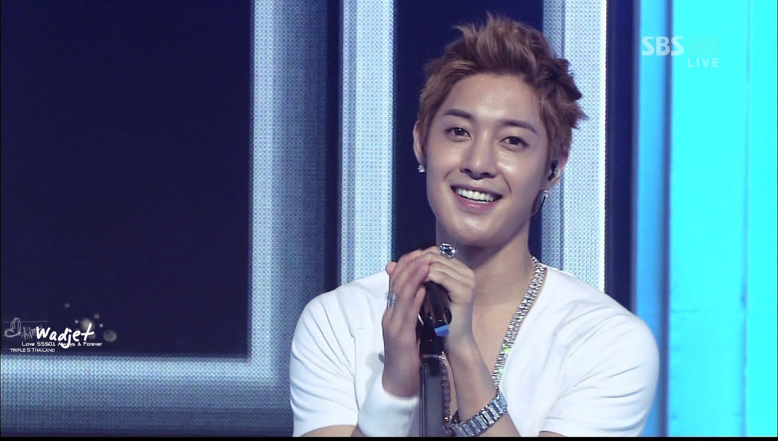 Na foto: O astro coreano Kim Yyun Joon. Créditos: SBS.