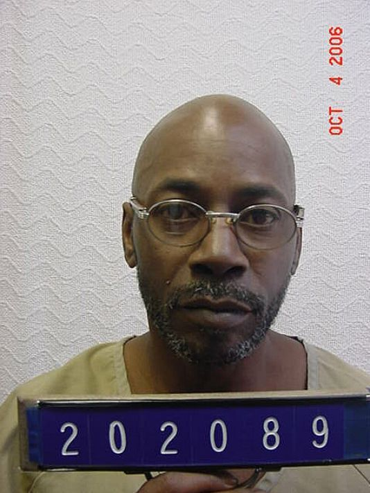 Na foto: Larry Lemont White. Créditos: Kentucky Department of Corrections