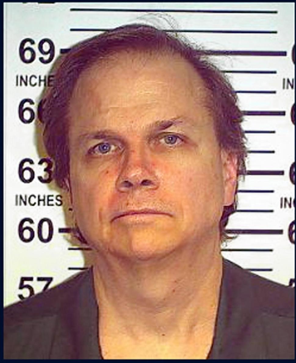 Na foto: Mark David Chapman, o assassino de John Lennon. Créditos: AP.