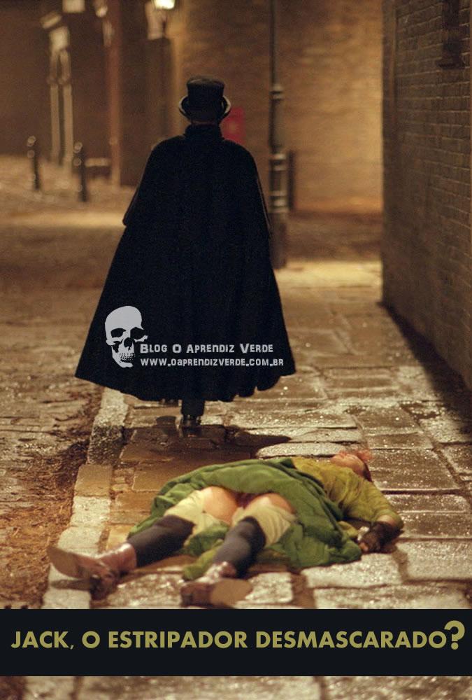 Jack, o Esripador Desmascarado - Exames de DNA revelam identidade do mais famoso serial killer da historia