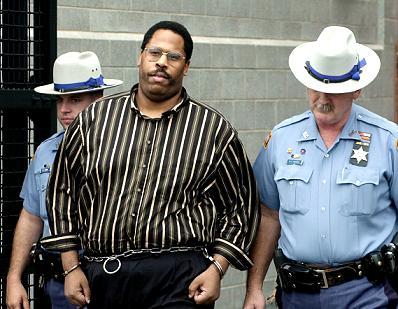 Kendall Francois - serial killer - foto