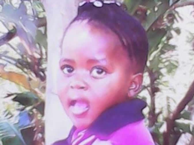 Na foto: Madira Selota. O corpo da criança de cinco anos foi descoberto em 5 de Setembro. Créditos: Supplied.