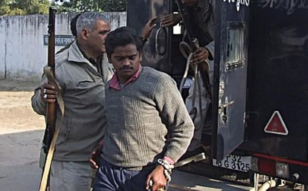 O serial killer Surinder Koli