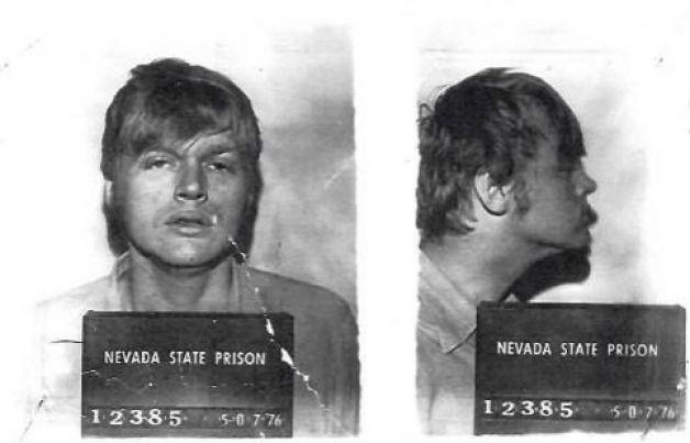 Na foto: Rodney Halbower. O criminoso foi preso por estupro em 1976, logo após seis mulheres terem sido encontradas mortas. Créditos: FBI.