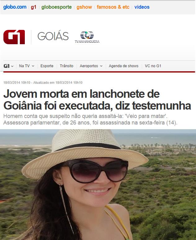 Ana Maria Victor Duarte - serial killer Goiania