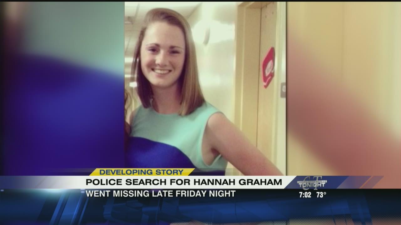 Na foto: Hannah Graham desapareceu no dia 13 de Setembro de 2014. Seu sumiço levou a polícia a suspeitar que ela e Harrington podem ter sido vítimas de um serial killer. Créditos: Newsplex.