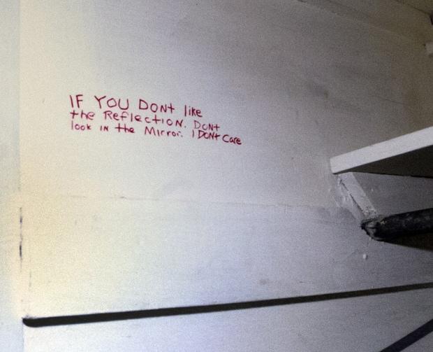 Na foto: Imagem apresentada como evidência ontem durante o julgamento de Luka Magnotta. Créditos: THE CANADIAN PRESS/HO ORG XMIT: RYR113 ORG XMIT: POS1409301525108162