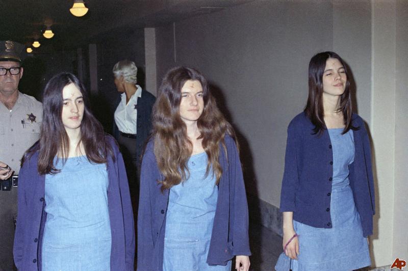 Susan Atkins, Patricia Krenwinkel