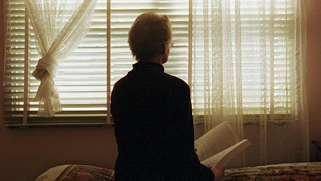 Na foto: A esposa do serial killer Peter Dupas. Ela era 16 anos mais velha que ele. Créditos: Herald Sun.