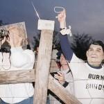 A execução de Ted Bundy. Por John Wilson