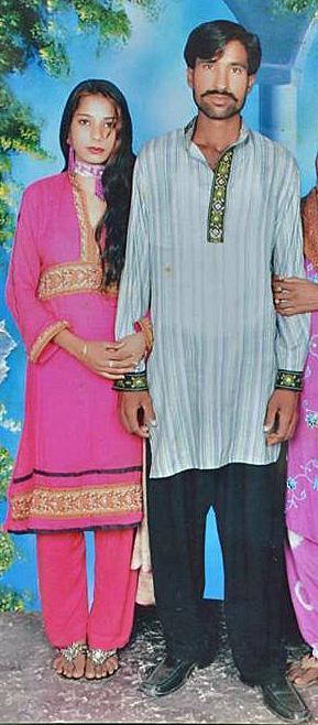 101 Crimes Horripilantes de 2014 - Shehzad Masih e Shama Bibi