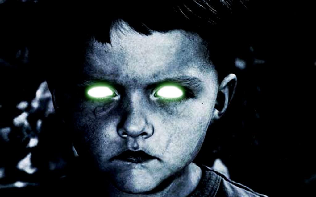 Exorcismo de crianças