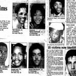 Jeffrey Dahmer Arquivos do FBI: Vítimas Identificadas