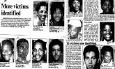 Jeffrey Dahmer - Arquivos do FBI - Vitimas