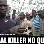 Quênia: serial killer Harrison Okumu tenta suicídio na cadeia